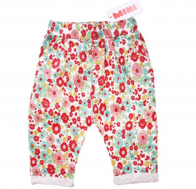 Babybyxa korall blommig Max Collection (56)