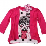 Cardigan cerise Max Collection (92)