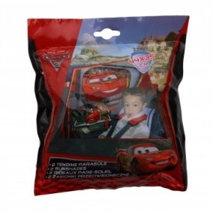 Cars solskydd 2-pack